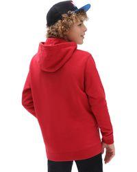 Vans Jungen Classic - Rot