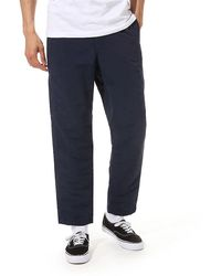 Vans Pantaloni X Pilgrim Surf + Supply - Blu