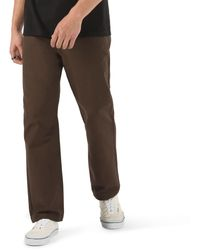 Vans - Authentic Chino Glide Relaxtaper Hose - Lyst