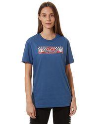 Vans Bmx T-shirt - Blau