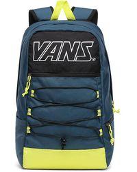 Vans Snag Plus Rucksack - Blau