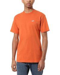 Vans Skate T-shirt - Orange