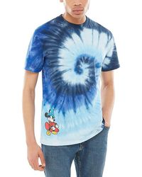 Vans Disney X Fantasia T-shirt - Blau