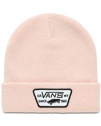 Vans Milford Beanie-mütze - Pink