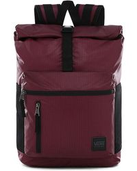 Vans Roll It Rucksack - Rot