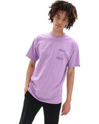 Vans - Crescent T-shirt - Lyst