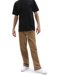 Vans Authentic Chino Loose Trousers - Brown