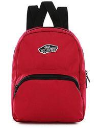 Vans Mochila Got This Mini - Rojo