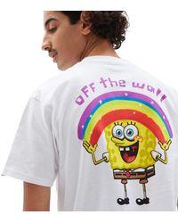 Vans X Spongebob Imaginaaation T-shirt - Weiß