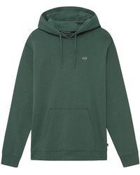 Vans Basic Pullover Fleece Kapuzenpullover - Grün