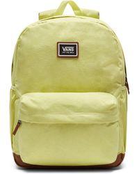 Vans Mochila Realm Plus - Amarillo