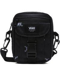 Vans New Varsity Schultertasche - Schwarz