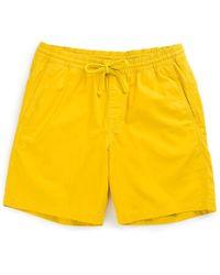 Vans Range Shorts 46 Cm - Gelb