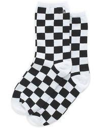 Vans Ticker Socken - Schwarz