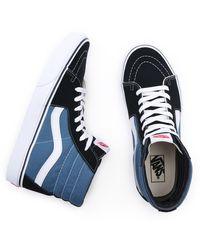 Vans Authentic VEE332D Sneaker - Blu