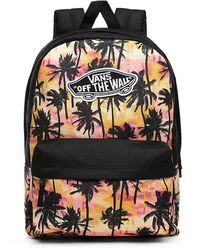 Vans Realm Backpack - Yellow