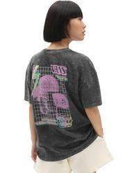 Vans Off The Grid T-shirt - Schwarz