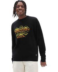 Vans Trippy Outdoors Sweatshirt - Black