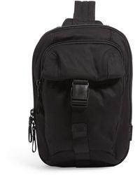 Vera Bradley Utility Sling Backpack - Black