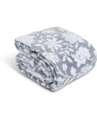 Vera Bradley Plush Shimmer Throw Blanket - Multicolor