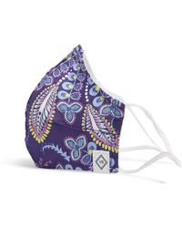 Vera Bradley Fitted Mask With Adjusters - Multicolor