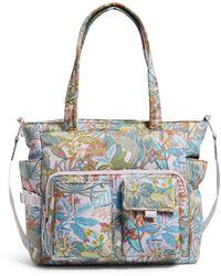Vera Bradley Utility Tote Bag - Multicolor