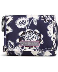 Vera Bradley - Midtown Rfid Card Case - Lyst