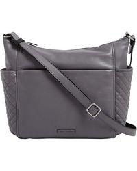 Vera Bradley - Carryall Shoulder Bag - Lyst