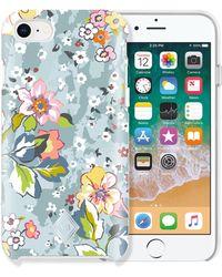 Vera Bradley Flexible Phone Case 6/6s/7/8 - Blue