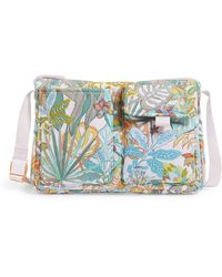 Vera Bradley Utility Small Crossbody Bag - Multicolor