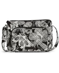 Vera Bradley Rfid Little Hipster - Multicolor