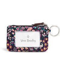 Vera Bradley Vbu Zip Id Case - Pink