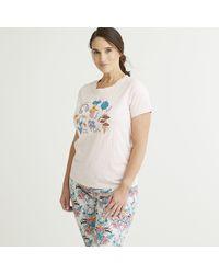Vera Bradley Harry Pottertm Short Sleeve Pajama Shirt - Multicolor