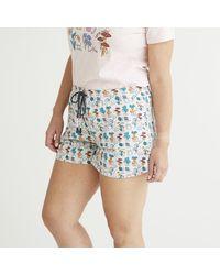Vera Bradley Harry Pottertm Pajama Shorts - Multicolor