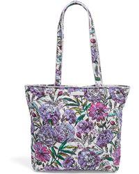 Vera Bradley Tote Bag - Purple