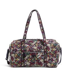 Vera Bradley - Medium Travel Duffel Bag - Lyst