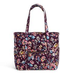 Vera Bradley Get Carried Away Tote Bag - Pink