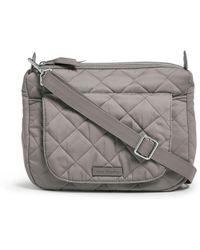 Vera Bradley - Carson Mini Shoulder Bag - Lyst