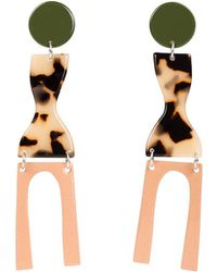Veronica Beard - Faro Earrings Bianca Mavrick - Lyst