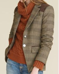 Veronica Beard Fergie Dickey Jacket - Gray