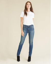 Veronica Beard Debbie High-rise Skinny Jean - Blue