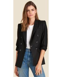 Veronica Beard - Odile Sateen-twill Dickey Jacket - Lyst