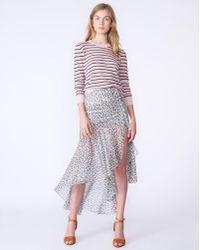 Veronica Beard Sevilla Skirt - Multicolour