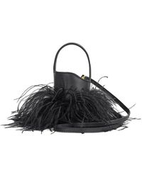 Veronica Beard Lilliano Bag - Black