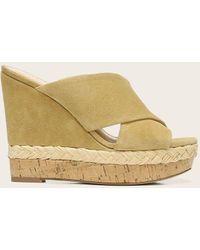 Veronica Beard Loro Wedge Sandal - Multicolour