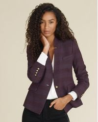 Veronica Beard Farley Dickey Jacket - Multicolor