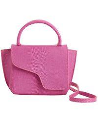 Veronica Beard Montalcino Bag - Pink