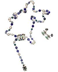 Chanel Jewelry Set - Blue