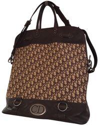 Dior Travel Bag - Brown