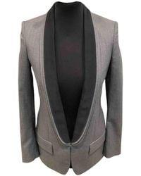 0c3740444b9 Lyst - Stella Mccartney Classic Wool Blazer